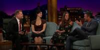 VIDEO: Alicia Vikander, Taylor Kinney & Sarah Silverman Visit JAMES CORDEN