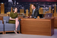 VIDEO: Kristen Stewart Hates TONIGHT SHOW's 'Whisper Game' Challenge: 'I'm Not Having Fun!'