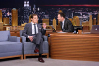 VIDEO: Michael Shannon Has Bone to Pick with LA Times on TONIGHT SHOW