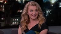 VIDEO: Natalie Dormer Dishes on GAME OF THRONES Season 6 on 'Kimmel'