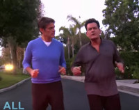 VIDEO: Sneak Peek - Charlie Sheen Makes Big Announcement on Next DR. OZ SHOW