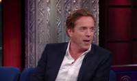 VIDEO: Damien Lewis Talks Portraying Americans in His Roles on LATE SHOW
