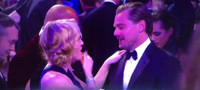 VIDEO: Their Hearts Will Go On! TITANIC's DiCaprio & Winslet Reunite at 'Golden Globes'