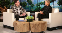 VIDEO: Charlie Puth Spills Details on Locking Lips with Meghan Trainor on ELLEN