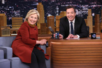 VIDEO: Hillary Clinton on Running Against Donald Trump: 'It Will Be Quite the Showdown!'