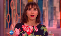 VIDEO: Rashida Jones Talks New TBS Series 'Angie Tribeca' on THE VIEW