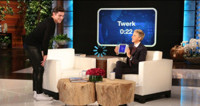 VIDEO: 'High School Musical's Zac Efron Shows Off His Twerking Skills on ELLEN