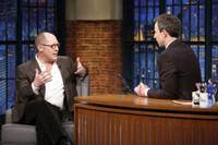 VIDEO: James Spader Talks 'The Blacklist' Renewal & More on LATE NIGHT