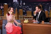 VIDEO: Dakota Johnson Plays 'The Acting Game' on TONIGHT SHOW
