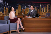 VIDEO: Sarah Silverman Plays 'Word Sneak' on TONIGHT SHOW
