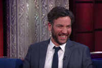 VIDEO: Josh Radnor Talks Playing a Civil War Doctor on LATE SHOW