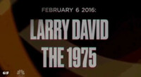 VIDEO: Larry David to Host SATURDAY NIGHT LIVE This February!