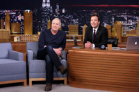 VIDEO: Jeff Daniels Talks New York Blizzard of 2016 on TONIGHT SHOW