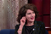 VIDEO: Gaby Hoffman Talks 'Transparent' & More on LATE SHOW
