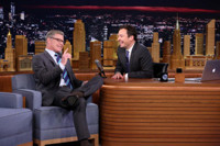 VIDEO: Dan Patrick Talks Super Bowl 50 Matchup on TONIGHT SHOW