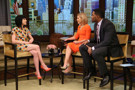 STAGE TUBE: Carly Rae Jepsen Chats GREASE: LIVE & More on 'KELLY & MICHAEL'