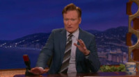 VIDEO: Conan O'Brien Pays Tribute to Abe Vigoda with Touching Video Montage