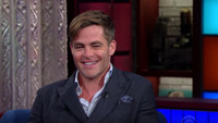 VIDEO: Chris Pine Talks Playing Human-Sized Hero in THE FINEST HOURS