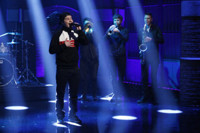 VIDEO: Lukas Graham Performs '7 Years' on LATE NIGHT