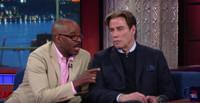 VIDEO: John Travolta & Courtney B. Vance Talk 'The People vs. O.J. Simpson'