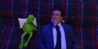 VIDEO: Stephen & Kermit the Frog Ask 'The Big Questions' on LATE SHOW