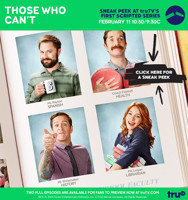 VIDEO: Sneak Peek - truTV's First Scripted Comedy THOSE WHO CAN'T