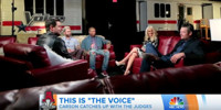 VIDEO: Carson Daly Catches Up with Coaches of NBC's THE VOICE Season 10
