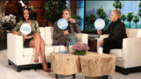 VIDEO: George Clooney and Rihanna Play 'Never Have I Ever' on ELLEN