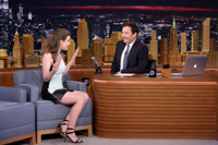 VIDEO: Gillian Jacobs Chats New Netflix Series 'Love' on TONIGHT SHOW