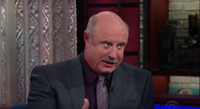 VIDEO: Stephen & Dr. Phil Answer Your Twitter Questions on LATE SHOW