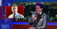 VIDEO: Is Football Sexier Than Baseball? Stephen Colbert Decides