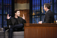 VIDEO: Colin Jost Can't Wait for Saturday's SNL with Host Larry David