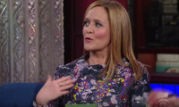 VIDEO: Samantha Bee & Stephen Try Out Some Lady Euphemisms on LATE SHOW