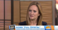 VIDEO: Samantha Bee Is 'Not Freaking Out' Over New Late-Night Show FULL FRONTAL