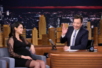 VIDEO: Morena Baccarin Talks New Superhero Film 'Deadpool' on TONIGHT