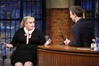 VIDEO: Rebel Wilson Talks Ne Film 'How to Be Single' on LATE NIGHT