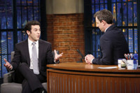 VIDEO: Fred Savage Talks New Series 'The Grinder' on LATE NIGHT