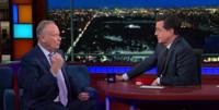 VIDEO: Stephen & Bill O'Reilly Respectfully Butt Heads