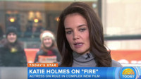 VIDEO: Katie Holmes Talks New Role in 'Touched with Fire' on TODAY