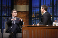 VIDEO: John Oliver Talks New Hampshire Primaries on LATE NIGHT