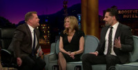 VIDEO: Joe Manganiello & Jennifer Jason Leigh Visit JAMES CORDEN