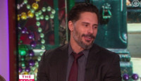 VIDEO: Joe Manganiello Shows Off His Dead-On Pee-wee Herman Impersonation