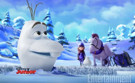 STAGE TUBE: Sneak Peek - FROZEN's Olaf Makes Special Appearance on Disney Junior's SOFIA THE FIRST