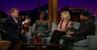VIDEO: Viola Davis, LL Cool J & Malin Akerman Visit JAMES CORDEN