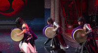 VIDEO: Drum Tao Performs from Seventeen Samuraion LATE SHOW