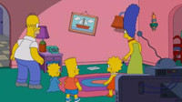 VIDEO: Sneak Peek - Watch THE SIMPSONS Newest Couch Gag 'A Love Story'