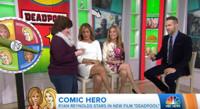 VIDEO: Ryan Reynolds Talks 'Deadpool,' Plays Spin The Bottle With Fan on TODAY