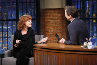 VIDEO: Susan Sarandon Talks Piers Morgan's Insults About Her Cleavage
