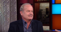 VIDEO: Kelsey Grammer Reveals He Lied About His Age to Work at Denny's