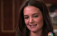 VIDEO: Katie Holmes: Dawson's Creek 'Feels Like 100 Years Ago'